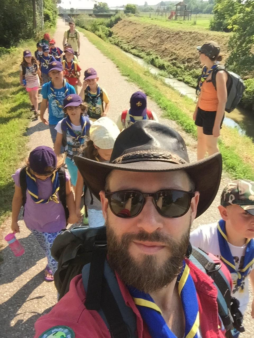 Wanderung zum Orakel zu Delphi